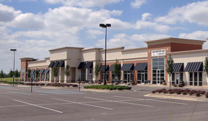 Retail Center are a thing of the past