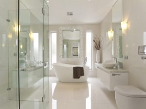 Make bathroom bigger
