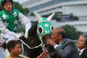 The Unsung Story of A Winning Horse